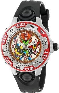 Marvel Kids' MA0108-D543-Red Marvel X-Men Spectrum Watch