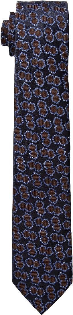 Hexagon Tie Z2C32