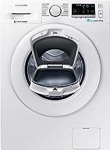 Samsung WW80K5400WW/EG Waschmaschine FL/A/116 kWh/Jahr/1400 UpM/8 kg/Add Wash/Smart Check/Digital Inverter Motor