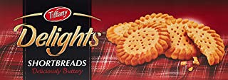 Tiffany, Delights, Shortbreads, Pure Butter Biscuits, 200g