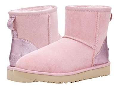 UGG Classic Mini II Metallic (Pink Cloud) Women