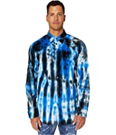 DSQUARED2 - Tie-Dye Button Up Shirt