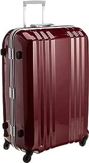 [エー・エル・アイ] A.L.I スーツケース デカかる2 90L 5kg 無料預入受託サイズ シリアルナンバー