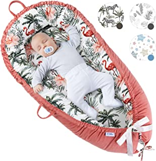 Pillani Baby Lounger - Baby Nest for 0-24 Months, Breathable Co Sleeper for Baby, Newborn Lounger for Cosleeping in Bed - ...