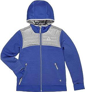Gerry Big Boys G-Summit Fleece Overlay Shell Jacket