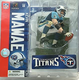 Kevin Mawae Tennessee Titans Sports Figure by Unknown