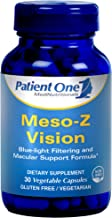 Patient One Meso-Z Vision - 30 Vegetable Capsules