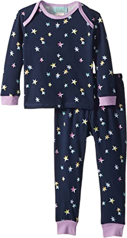 BedHead Kids Long Sleeve Baby Two-Piece Set (Infant)