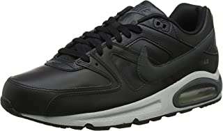 Men's Air Max Command Leather Casual Sneakers