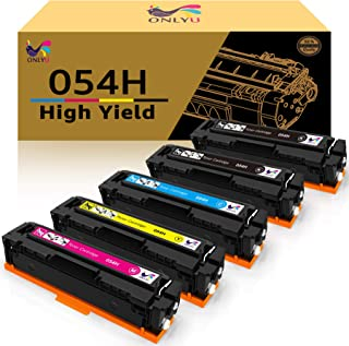 ONLYU Compatible Toner Cartridge Replacement for Canon 054H Toner Canon 054 High Yield Cartridge CRG 054H for Canon imagec...