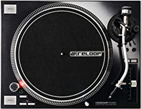 Reloop RP-7000 MK2 Direct Drive Turntable - Black