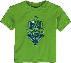 Outerstuff MLS Toddler Boys War Paint Logo Short Sleeve Tee