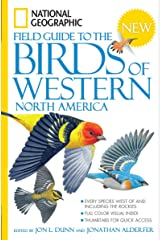 NG Field Guide to the Birds of Western North America Paperback