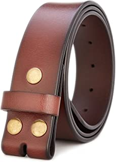 leather duty belt with cobra buckle