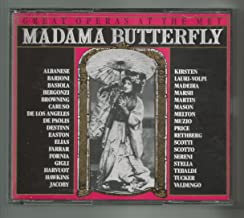 Great Operas At The Met: MADAMA BUTTERFLY