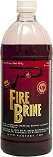 PFBRINE-RED-32OZ Fire Brine, Red, 32 oz
