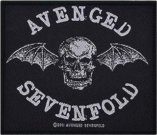 AVENGED SEVENFOLD SCHL/ÜSSELANH/ÄNGER KEYCHAIN #4 BATSKULL