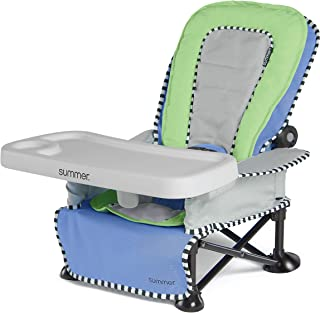 Summer-Pop 'n Sit SE Recline Lounger, Sweet Life Edition, Blue Raspberry Color – Baby Lounger for Indoor/Outdoor Use, Grow...