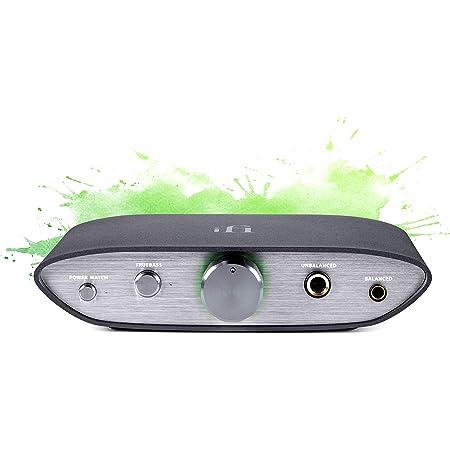 iFi Audio ZEN DAC MQAフルデコード対応フルバランスUSB-DACアンプ