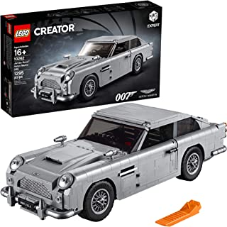 LEGO Creator Expert James Bond Aston Martin DB5 10262 Building Kit , New 2019 (1295 Piece)