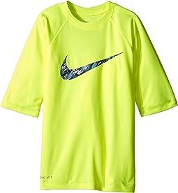 Nike Kids - Watercamo Short Sleeve Hydro Top (Big Kids)