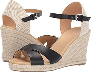 cb1445a5d57 Amazon.com: wedge sandals for women - Nine West