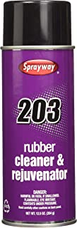 Sprayway Rubber Cleaner and Rejuvenator