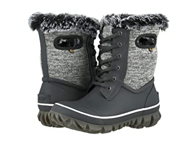 Bogs Arcata Knit (Gray Multi) Women