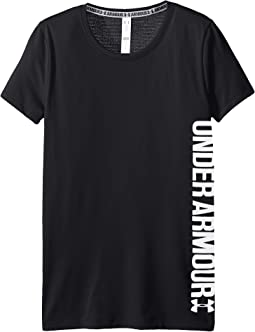 Under Armour Kids - Armour Short Sleeve (Big Kids)