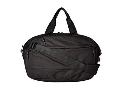 Incase City Duffel w/ Diamond Ripstop (Black) Duffel Bags