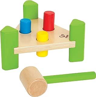 Hape Little Pounder,Educational Toys ,12M+ - Multicolor
