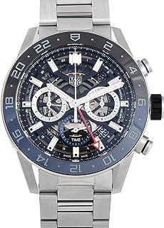 TAG Heuer - Carrera Negro esqueleto Dial hombres reloj CBG2A1Z.BA0658