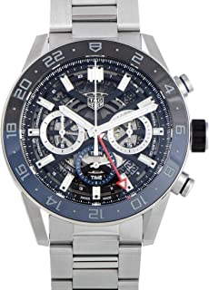 Carrera Black Skeleton Dial Men's Watch CBG2A1Z.BA0658