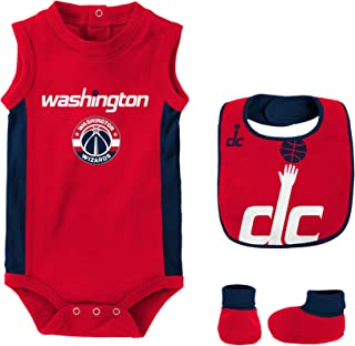 7b101f6d7510 Outerstuff NBA Newborn NBA Newborn   Infant Overtime Onesie