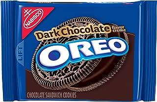 OREO Dark Chocolate Sandwich Cookies,12.2 oz.
