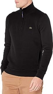 Men's Rib Interlock 1/2 Zip Sweatshirt