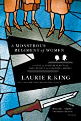 A Monstrous Regiment of Women: A Novel of Suspense Featuring Mary Russell and Sherlock Holmes Kindle Edition