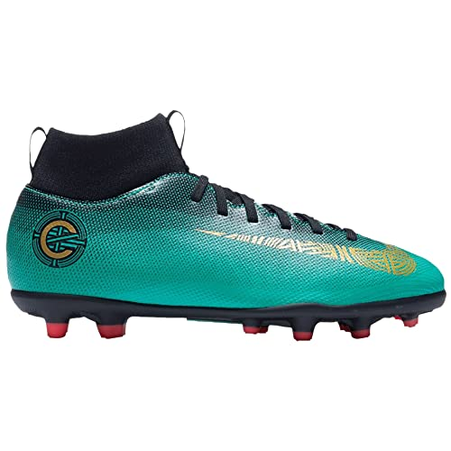 f597ce5cfb477 Nike CR7 Superfly 6 Club Kid s Firm Ground Soccer Cleats (5 M US Big Kid