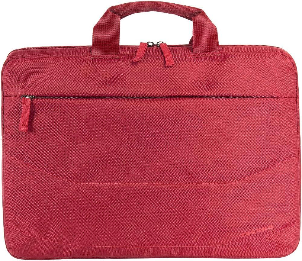 Tucano, borsa porta pc slim, per laptop fino a 15.6