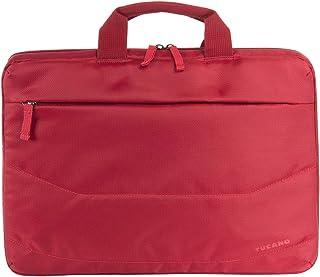 """Tucano - Borsa PC Slim per Laptop Fino a 15.6"""", Compatibile con MacBook 16"""", Imbottita e Protettiva, Ideale per Ufficio, u..."""
