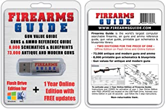 Firearms Guide 10th Online Edition & Flash Drive 9th Edition Combo (2020)