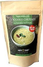 Inner Flame Organic Coconut Chutney (INSTANT) - Gluten Free - Vegan