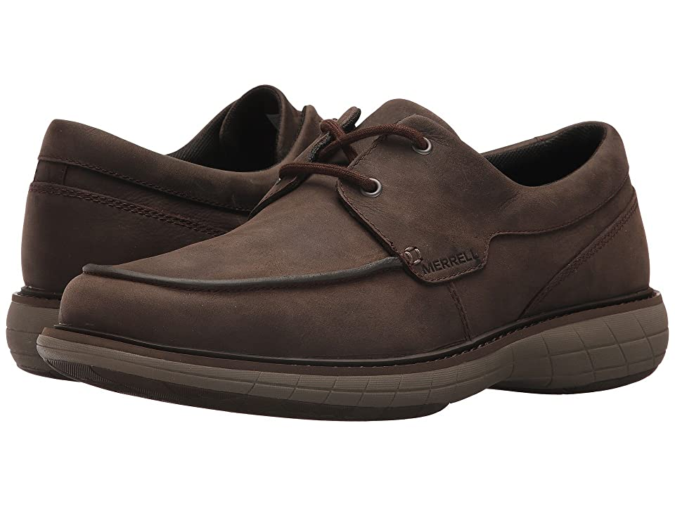 Merrell World Vue Oxford (Black Slate) Men
