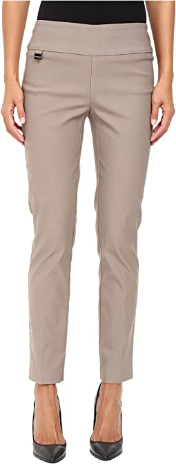 Lisette L Montreal - Solid Magical Lycra Ankle Pants