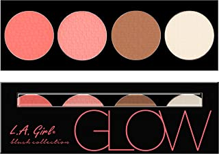L.A.Girl Beauty Brick Blush Collection 22g , Glow, GBL571