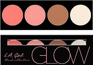LA Girl Beauty Brick Blush, Glow, 22g