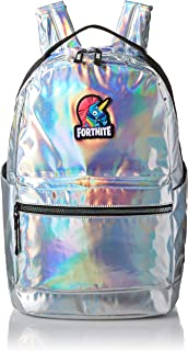 FORTNITE Kids' Big Stamped Backpack, Irridescent, One Size