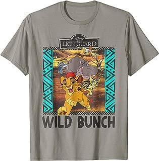 Disney Lion Guard Wild Bunch T-shirt