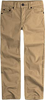 Levi's Boys' 511 Slim Fit Soft Brushed Pants