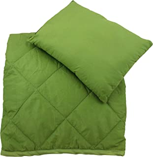 All-In-One Travel Blanket and Pillow